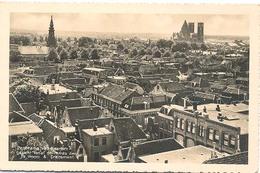 Haarlem, Verwulft - Gierstraat, Panorama Van Haarlem Gezicht Vanaf Dakterras Gebouw Vroom & Dreesmann - Haarlem