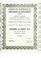 13-TELEFERIQUE DE SAINT NIZIER DU MOUCHEROTTE (Isère). AIX En PROVENCE - Other