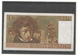 10 Francs BERLIOZ - 1 / 08 / 1974 - ALPHABET  O -  SUP   - Billets° JPP - 1962-1997 ''Francs''