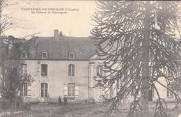 CAMPANDRE-VALCONGRAIN Le Château De Valcongrain - France
