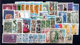 4 - TUNISIE Lot - Tunisia (1956-...)