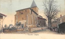 55 - MEUSE / Tronville - 554336 - L'église - France