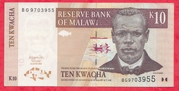 Malawi 10 Kwacha 2004 En UNC (5) - Malawi