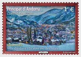 Andorra / Andorre - Postfris / MNH - Uitzicht Op Andorra 2018 - Spaans-Andorra