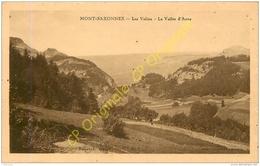 74.  MONT SAXONNEX .  Les Volées . La Vallée D'Arve . - France
