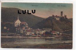 ALLEMAGNE : édit. Ludwig Feist Mainz : Beilstein Die Mosel - Cochem