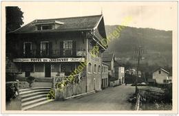 74.  MONT SAXONNEX .  Hôtel Du Jalouvre . - France