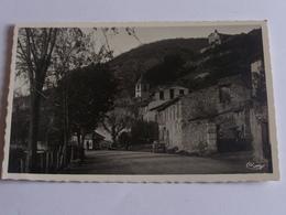 Mezel - Boulevard St Sébastien Et L'église - Francia