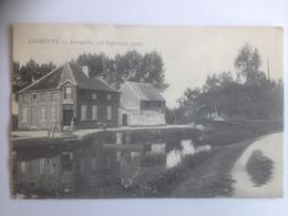 Lessines  Barquette (25 Septembre 1906) - Lessines