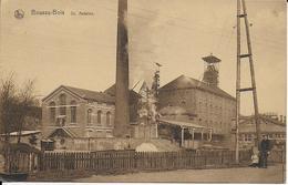 Cpa Blgique-Boussu-Bois-St Antoine (usine) écriite Voyagée - Non Classés