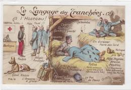 Le Langage Des Tranchées - Other