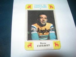 Carte Jeu Des 7 Familles - Cyclisme - Miroir-Sprint PIERRE EVERAERT - Ciclismo