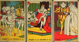 3 Images > Chocolat > D'Annecy - Riquet à La Houppe - En TBE - Chocolate