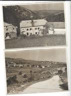 SEPTMONCEL ( Jura )   Maison De Mme Collet  -  Hameau De Montépile   ( Août 1937 ) Visuel  Env . 12,5 X 17,5 Cm - Lieux