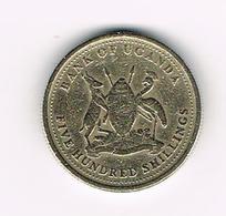 &  OEGANDA 500 SHILLINGS   2003 - Uganda
