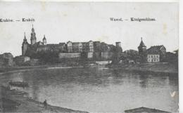 AK 0066  Krakow - Wawel ( Königsschloss ) / K. K. Österreich Um 1912 - Polen