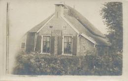 Friesland, Onbekende Fotokaart   (originele Fotokaart) - Netherlands