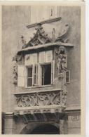 AK 0066  Wiener Neustadt - Spätgotischer Erker In Der Wienerstraße Um 1914 - Wiener Neustadt
