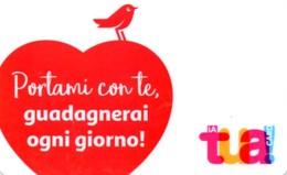 *ITALIA: TESSERA MAGNETICA* - Usata - Non Classificati