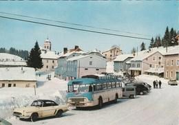 LAMOURA La Station Sous La Neige 1122J - Autres Communes
