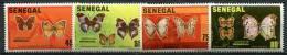 Sénégal, N° 566 à N° 569** Y Et T - Sénégal (1960-...)