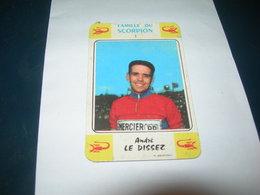 Carte Jeu Des 7 Familles - Cyclisme - Miroir-Sprint ANDRÉ LE DISSEZ - Ciclismo