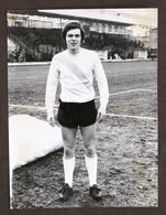 Sport Calcio Fotografia Del Calciatore Del Legnano Augusto Nomirelli - 1972 Ca. - Photos