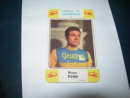 Carte Jeu Des 7 Familles - Cyclisme - Miroir-Sprint  PIERRE RUBY - Ciclismo