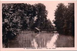 71 SAINT PREST - Vue Sur L'Eure - France