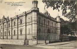 - Dpts Div.-ref-AD798- Doubs - Besancon - Besançon - La Synagogue - Synagogues - Judaisme - Judaïca - Religions - - Besancon