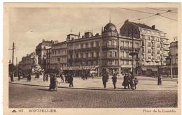 Montpellier-place De La Comédie - Montpellier