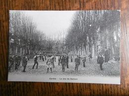 D 80 - Corbie - Salon De La Carte Postale - 11 09 1983 - Le Jeu De Battoir - Corbie
