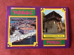 Joegoslavië Jugoslavija Porec 1988 - Yougoslavie