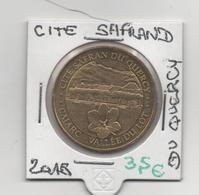 MDP DE LA CITE SAFRAN DU QUERCYD - Monnaie De Paris