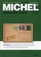 Briefmarken Rundschau MICHEL 9/2018 New 6€ Stamps Of The World Catalogue/magacine Of Germany ISBN 978-3-95402-600-5 - Philatelie Und Postgeschichte