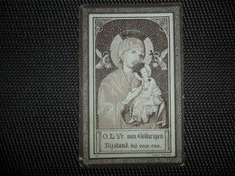 Doodsprentje ( F 55 ) Speybrouck / Dereuse  - Rousselare  Roulers  Roeselare   -  1902 - Décès