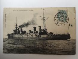 Le Croiseur Cuirassé Victor Hugo - Guerre