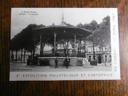 D 80 - Corbie - 3e Exposition Philathélique Et Cartophile - 20 Avril 1987 - Le Kiosque - Corbie