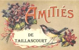55 - Meuse / 554362 - CPM Format Cpa - Format 14 X 9 Cm - Carte Postale Moderne - Taillancourt - France