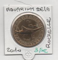 MDP DE L'AQUARIUM DE LA ROCHELLE - Monnaie De Paris