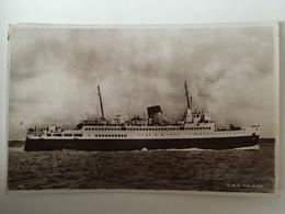 R.M.S. Falaise - Dampfer