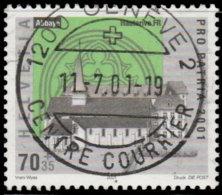 Suisse 2001. ~ YT 1679 - Abbaye D'Hauterive - Schweiz
