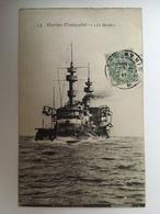"""Marine Française - """"Le Hoche"""" - Guerra"""