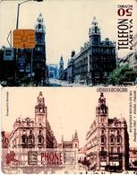 TARJETA TELEFONICA DE HUNGRIA. CLOTILDE PALACE. HU-P-1995-26. (129) - Hungría