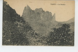 POLYNESIE FRANCAISE - TAHITI - Le Diadème - Polynésie Française