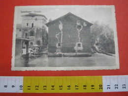GC ITALIA - LUMELLOGNO NOVARA CASTELLO - VIAGGIATA 1918 ANNULLO FRAZIONARIO - Novara