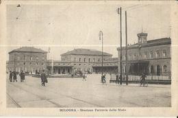 BOLOGNA STAZIONE FERROVIARIE DELLO STATO -FP - Bologna