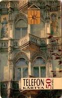 TARJETA TELEFONICA DE HUNGRIA. BUILDING 1. HU-P-1993-08. (158) - Hungría