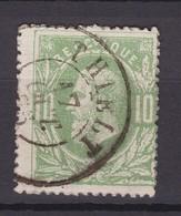 N° 30 : THIELT Double Cercle - 1869-1883 Léopold II