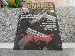 Gunners - Pistole & Munizioni - Livres, BD, Revues